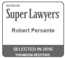 Robert Persante Super Lawyers 2016