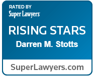 Darren Stotts - 2018 Superlawyers Rising Stars Trusts and Estates Litigation